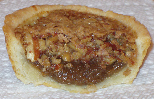 Inside the Butter Tart