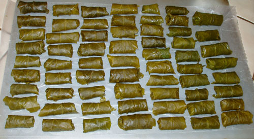 Army of Dolmas