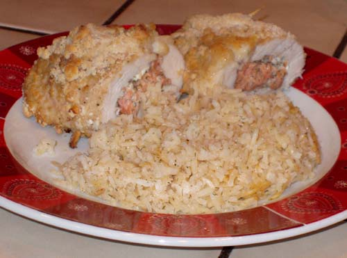 Dilly Sour Rice
