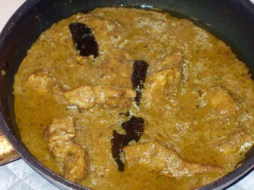 Sri Lankan Curry