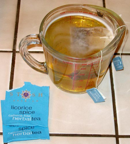 Stash's Licorice Spice Tea