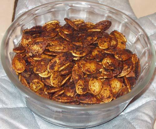 Chili Pumpkin Seeds
