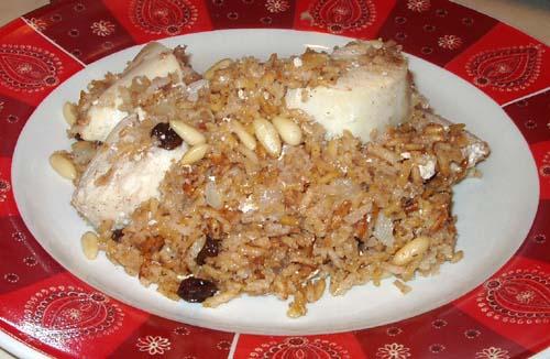 Cinnamon Raisin Rice